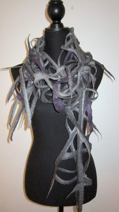 Gittertørklæde