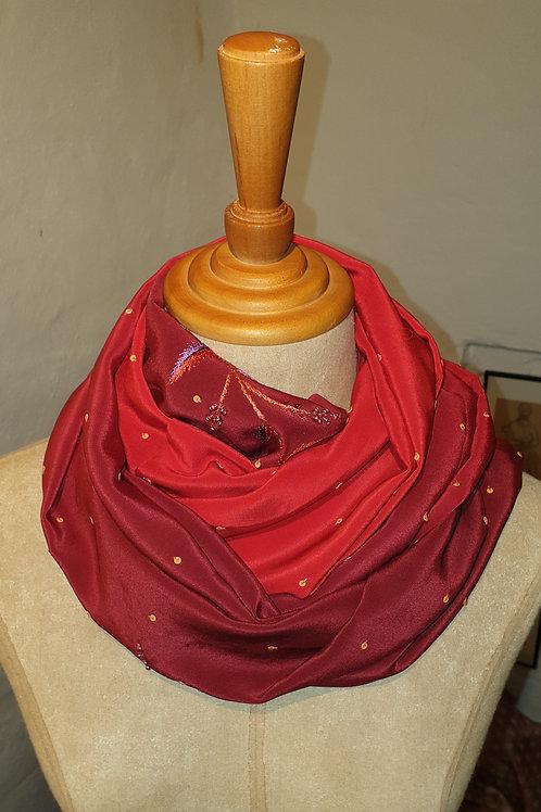 Vintage-rørtørklæde