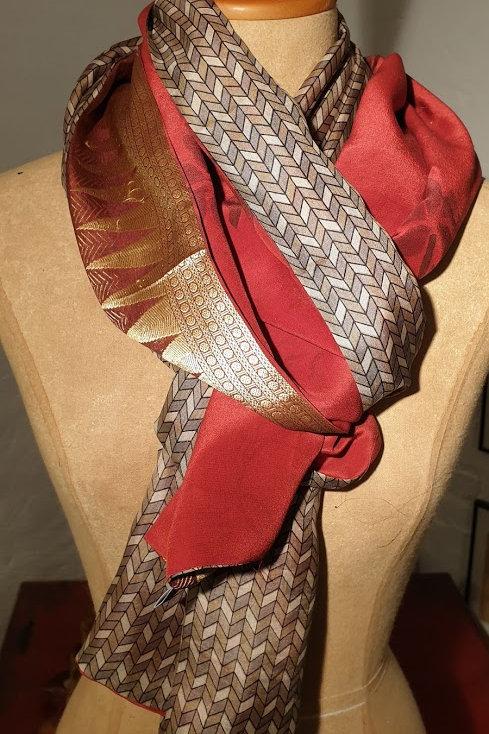 Vintagetørklæde