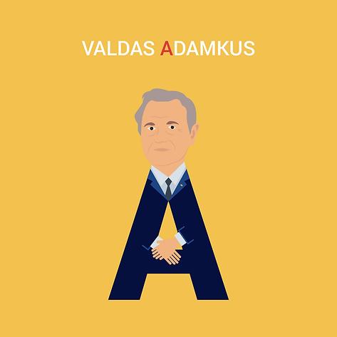Valdas Adamkus | Lietuvos reikšmingiausios asmenybės