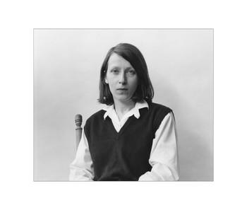 Joelle, Ottawa, Archival Print, 1986