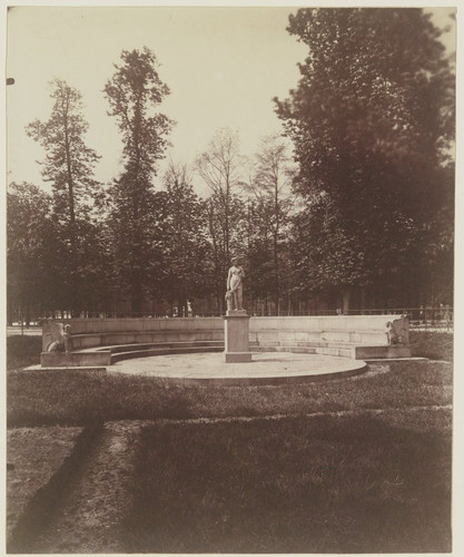 Tuileries - Jardin de Robespierre