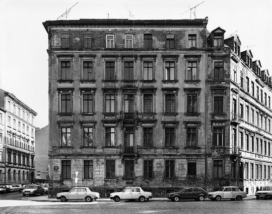 Humboldtstrasse, Leipzig 1991