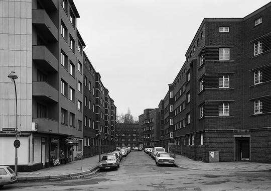 Planetenstrasse, Düsseldorf 1979