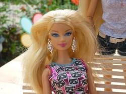 Fashionistas Clutch wave 1 Barbie 2011