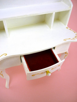 секретер-бюро ящик