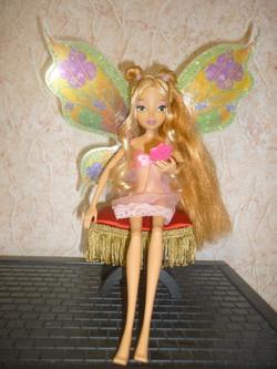 Winx Jakks Flora 2
