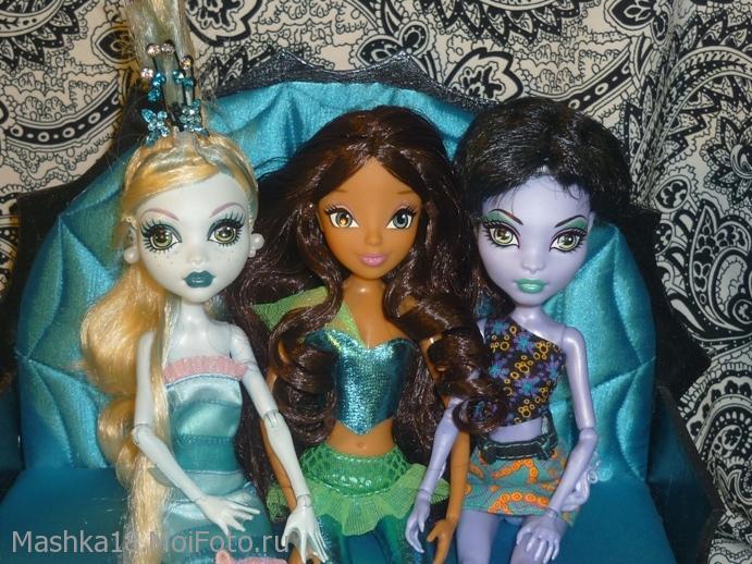 Winx Jakks Laila & cousins