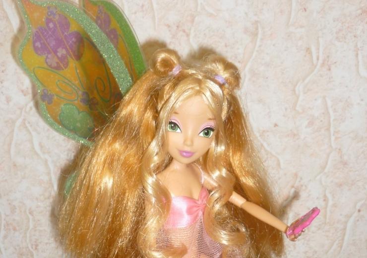 Winx Jakks Flora 5