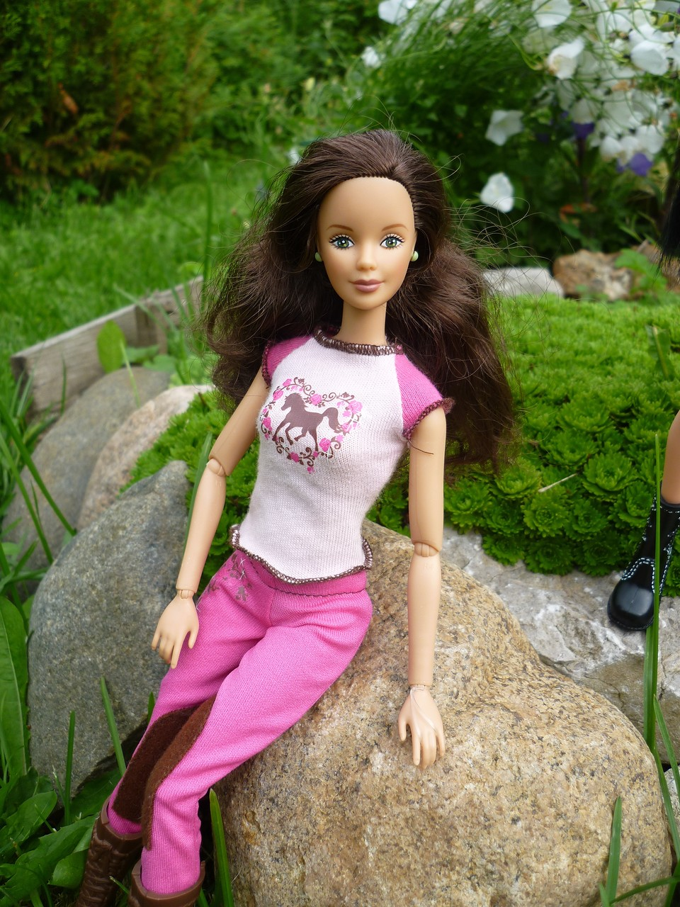 Corduroy Cool Barbie 1999 (brunette)
