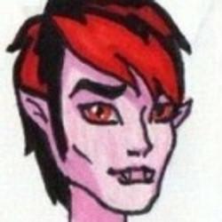CAM Vampire boy