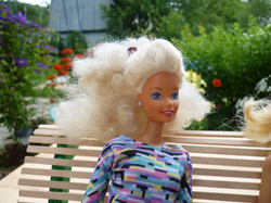 Princess Barbie 1997