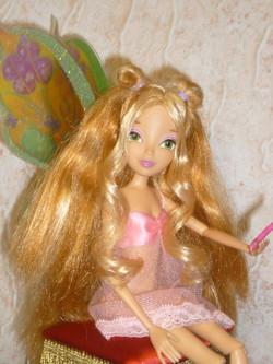 Winx Jakks Flora 3