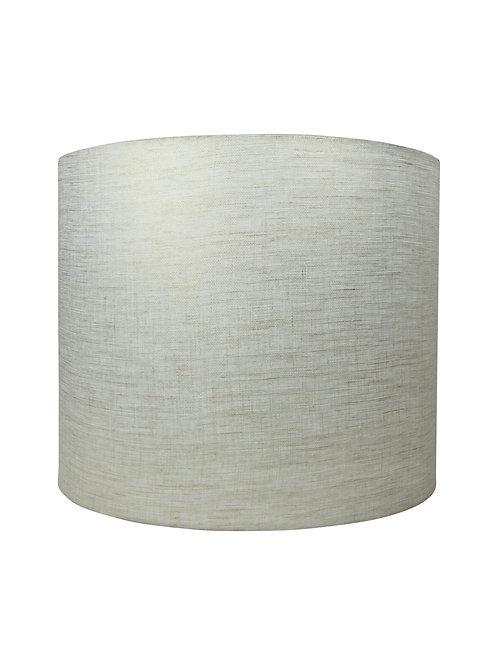 100% Linen SUPER NOVA (Olive) Metallic Handmade Designer Lampshades