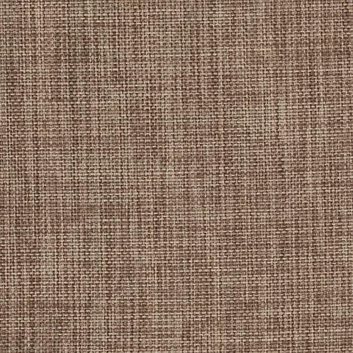 Custom Drum Lampshade    | Faux Linen | Color | Nutmeg
