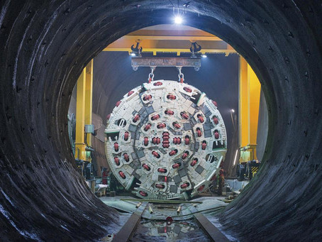 The longest underground railway in the world