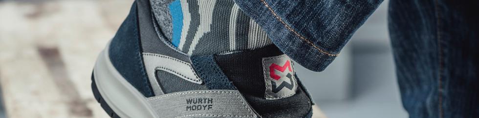 Würth Modyf Stretch X S1P Schoen