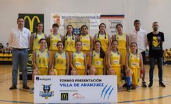 Junior Femenino 2003. Bacantix