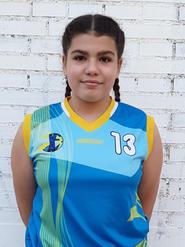 13. Daniela de ARRIBAS ARGUDO
