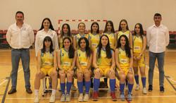 Cadete Femenino 2003. Bacantix