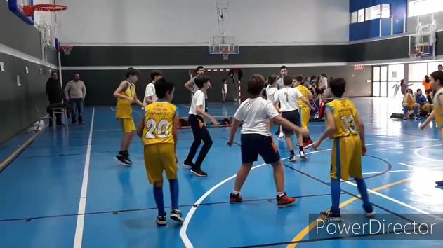 Basket Alborada - Villa de Aranjuez