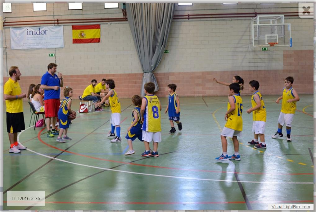 Babybasket. Defensa!!!!!!