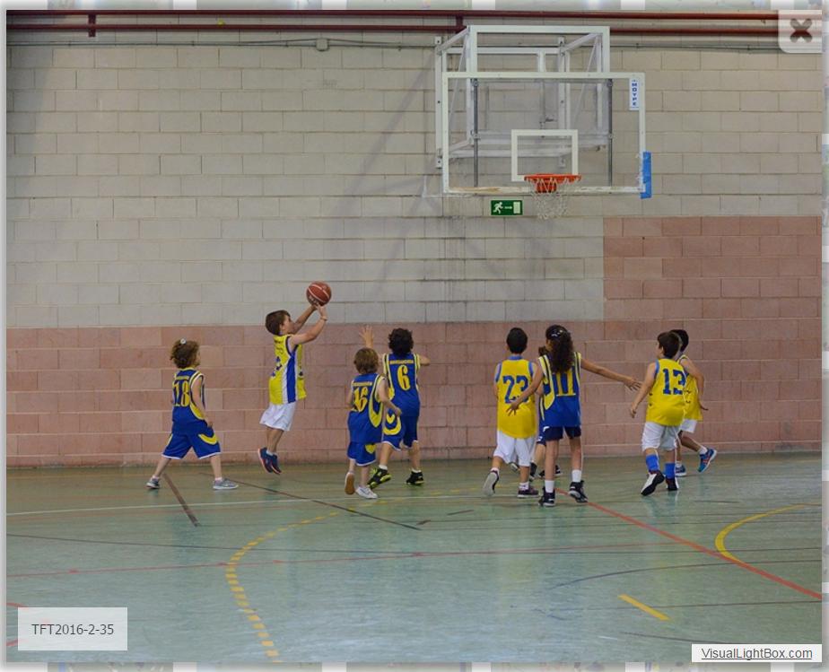 Babybasket._Edu,_puro_estilo_y_ténica_de_tiro.