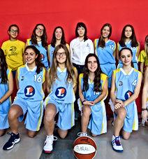 Cadete Femenino Villa de Aranjuez CB 2015/16