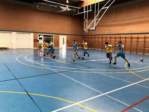 Junior Masculino A Vs Villa de Leganés (