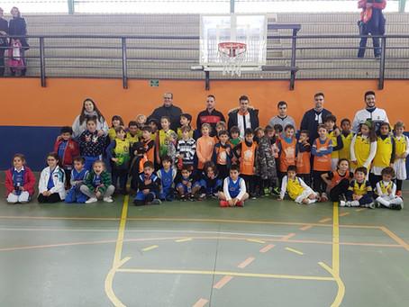 Celebrado el Babybasket en Aranjuez