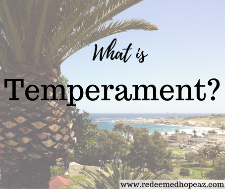 How Can Your Temperament Help You?
