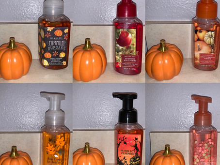 Lifestyle|My BABW Fall Soaps Haul