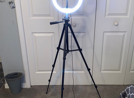 Ubeesize:My First Ring Light