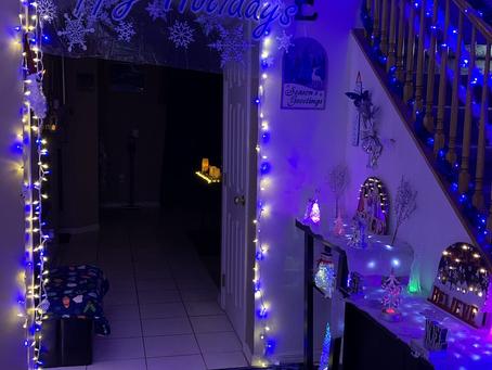 Non-Traditional Holiday Decor