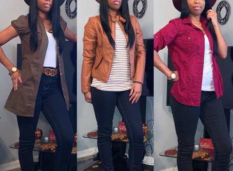 Happy September|Fall Outfit Ideas