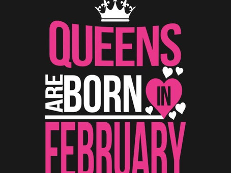 Happy February|It's My Birthday Month