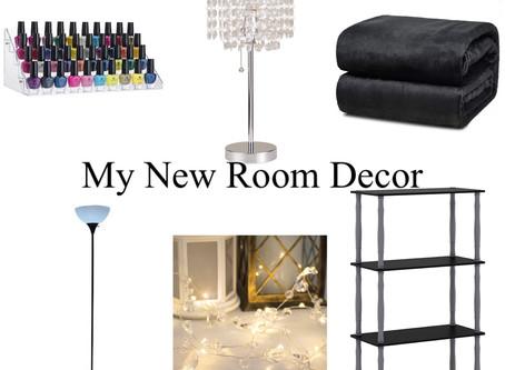My New Room Decor