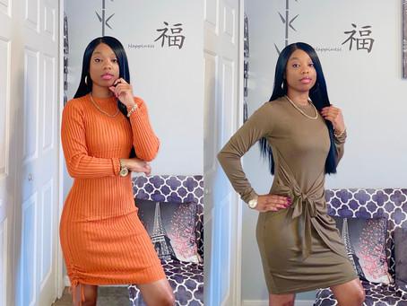 New Amazon Fall Dresses
