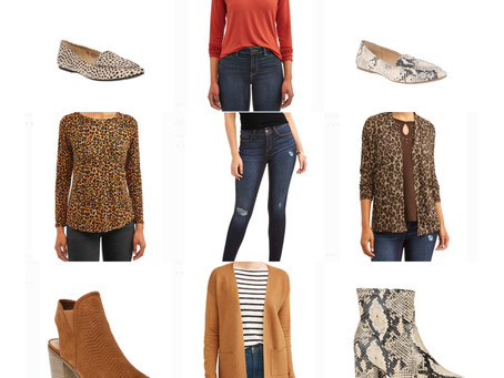 Time And Tru Fall Pieces