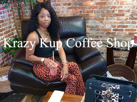 Krazy Kup Coffee Shop