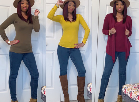 Fall Style|Colors Of Fall