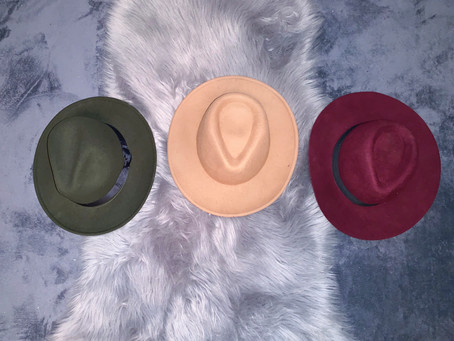 Hats:The Perfect Fall Accessories