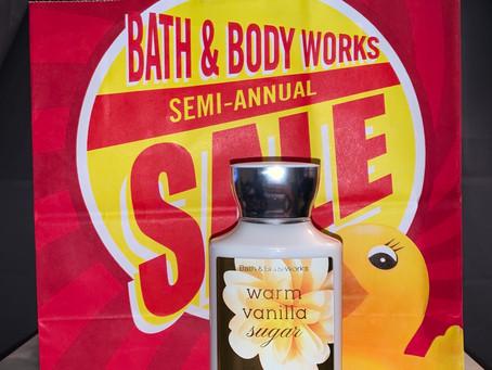BABWSemi Annual Sale Haul