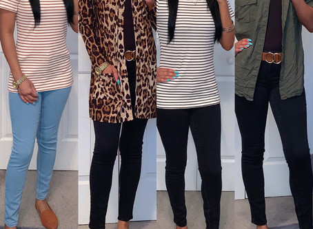 4 Affordable Fall Outfit Ideas