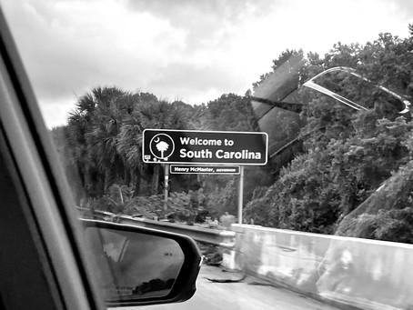 My Trip To South Carolina