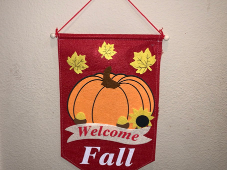 Lifestyle|My Kitchen Fall Decor