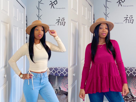 My New Amazon Fall Try On Haul