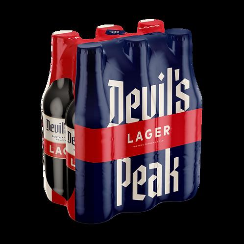 Devil's Peak Lager - Case of 24