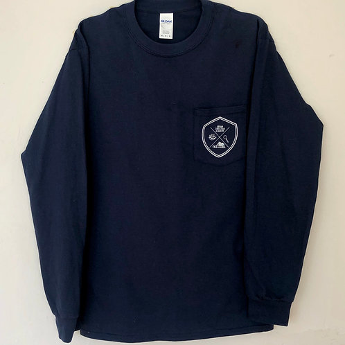UCA Crest Long-Sleeve Shirt
