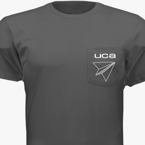 Golden Jet Pocket T-Shirt